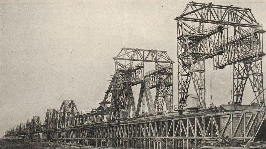 Ý tưởng xây dựng cầu Long Biên từng bị xem là điên rồ