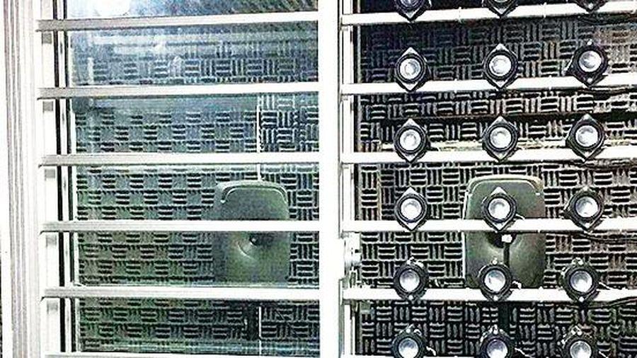 Cửa sổ chống ồn kiểu mới
