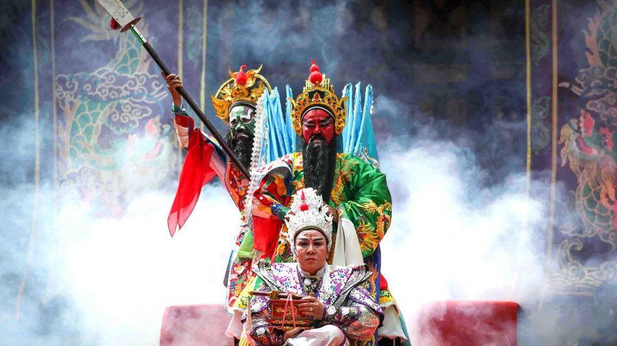 Lưu giữ nghệ thuật hát bội
