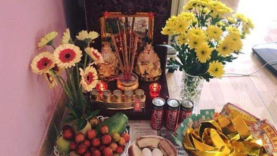 Gợi ý những vật phẩm hợp phong thủy đặt trên bàn thờ Thần Tài