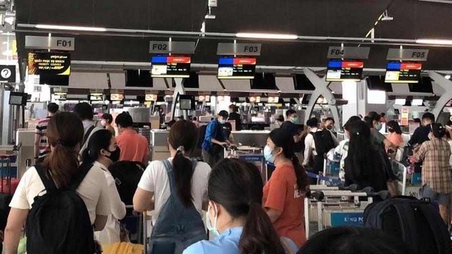 230 công dân Việt Nam từ Thái Lan về nước