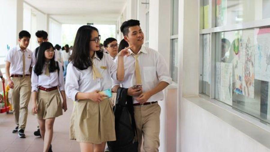 Trường THPT hoàn thành tuyển sinh vào lớp 10 đầu tiên ở Hà Nội
