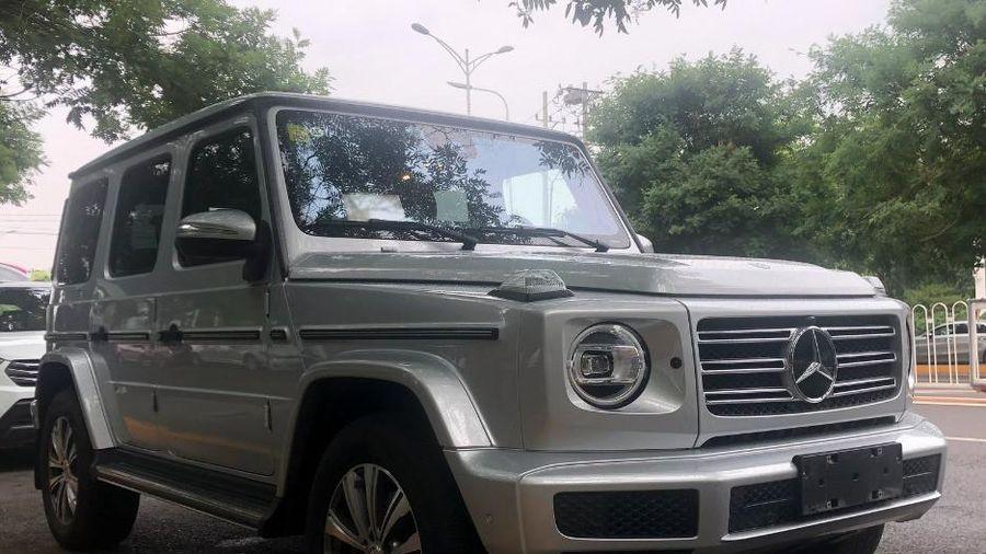 Mercedes-Benz G-Class được bổ sung động cơ 'hạng nhẹ' tại Trung Quốc