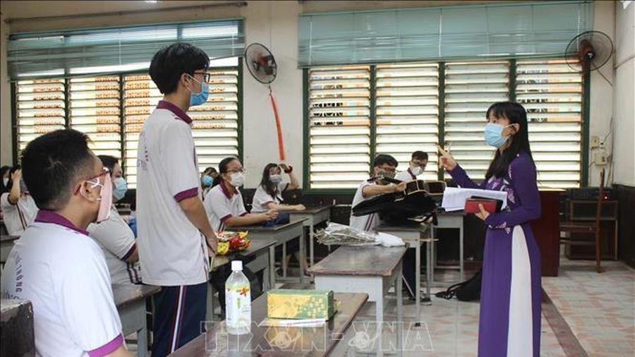 TP Hồ Chí Minh chuẩn bị chu đáo để kỳ thi tốt nghiệp THPT diễn ra an toàn