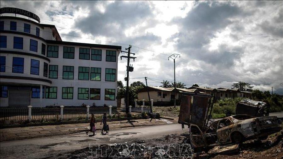 Tấn công bằng lựu đạn tại Cameroon, ít nhất 21 người bị thương vong