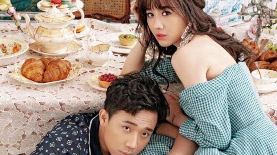 Xui cho Trấn Thành khi gặp phải Hari Won!