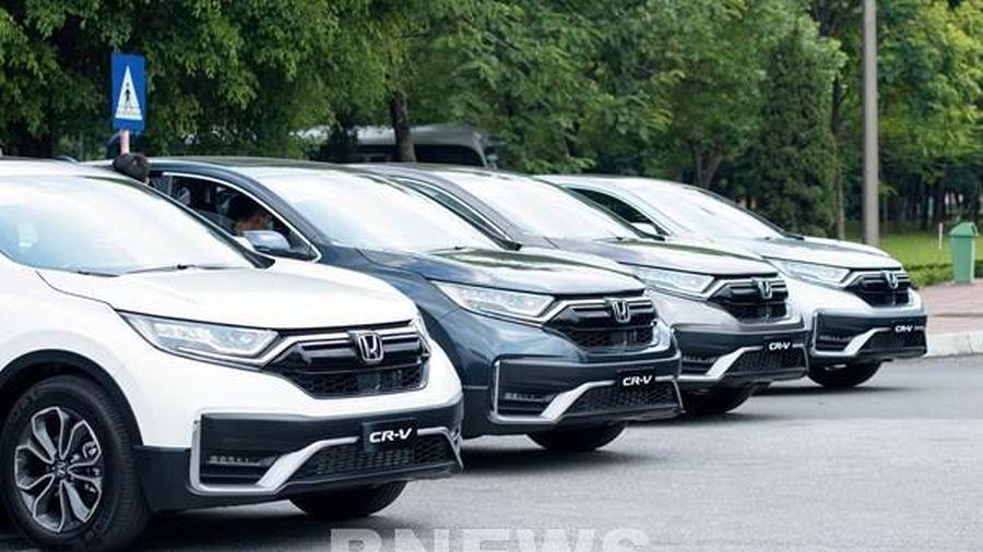 Bảng giá xe ô tô Honda tháng 8/2020: CR-V 2020 tăng giá từ 15-25 triệu đồng