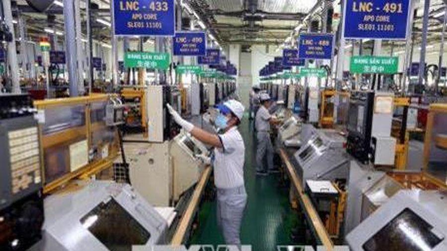 Khu chế xuất - Khu công nghiệp Tp Hồ Chí Minh 'hút' vốn đầu tư chất lượng cao