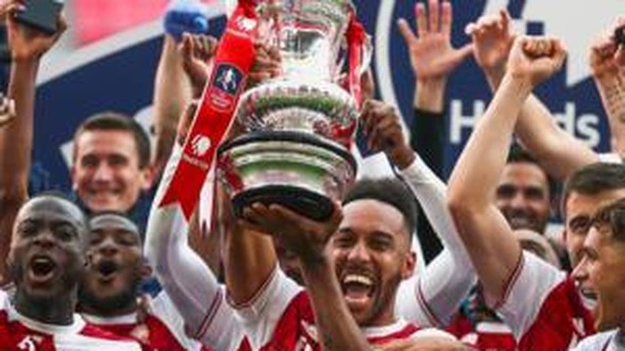 Arsenal vô địch FA Cup sau trận thắng ngược Chelsea