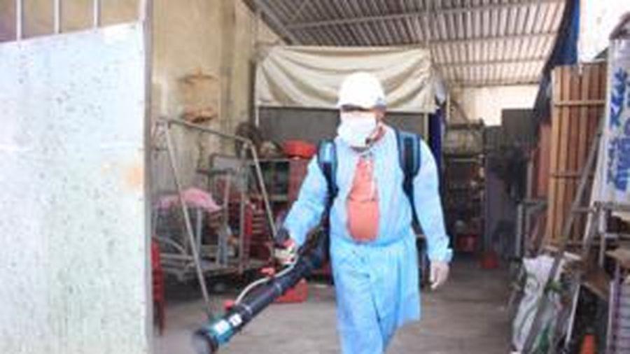 Thái Bình cách ly toàn bộ một thôn sau khi có ca nhiễm COVID-19 từ Quảng Nam trở về