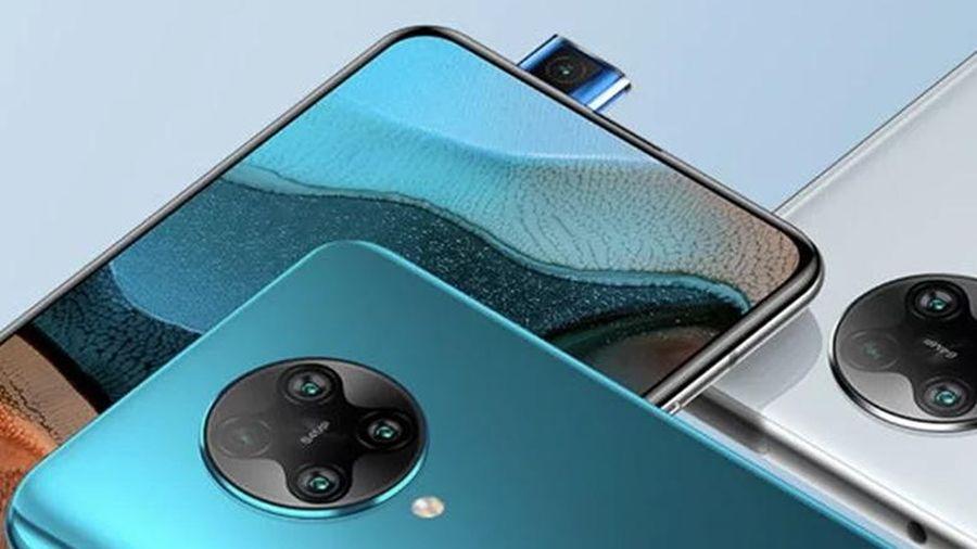 Redmi K30 Ultra - Smartphone đầu tiên được trang bị chip Dimensity 1000+