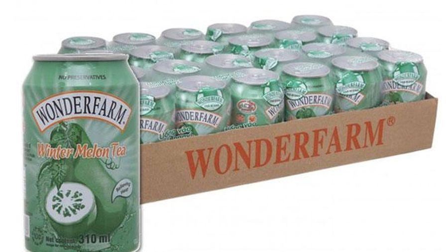 Trà bí đao Wonderfarm