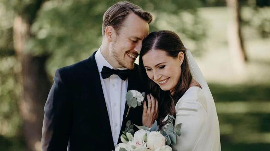 Thủ tướng Phần Lan kết hôn với bạn trai lâu năm
