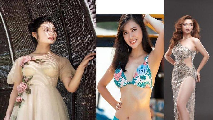 Ngắm Nông Thúy Hằng đạt giỏi Văn quốc gia thi Hoa hậu