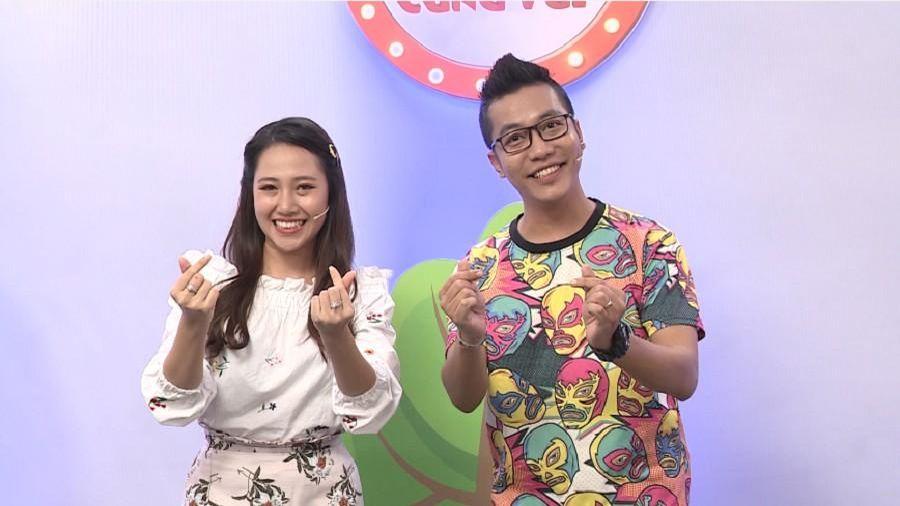 MC Kim Thảo mất kiên nhẫn vì giải thích quá nhiều câu hỏi