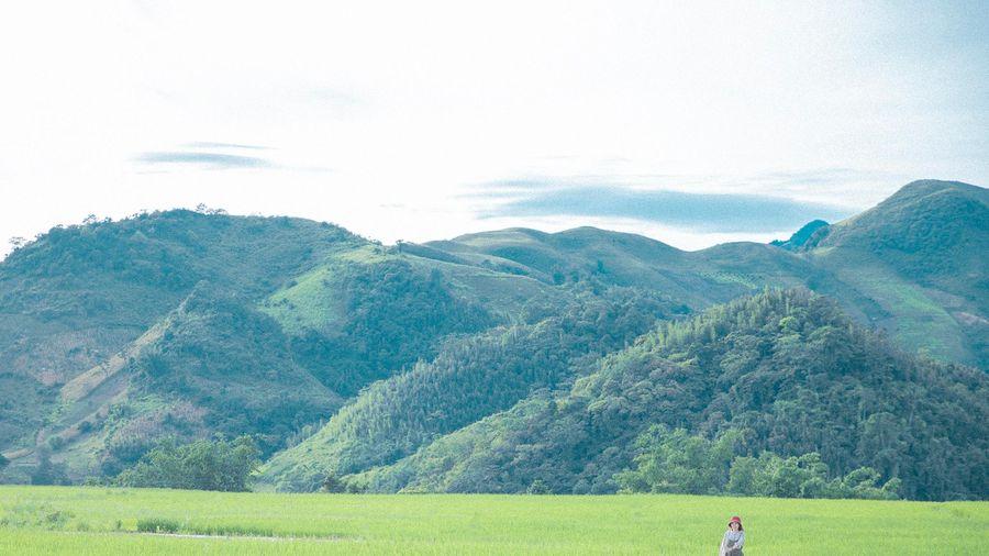 Đi qua mùa hạ tại rẻo cao Mộc Châu