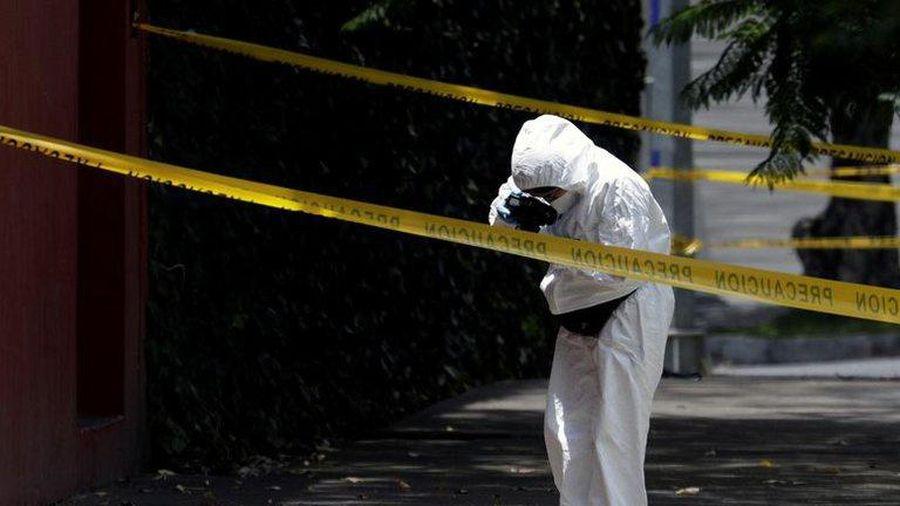 Nhà báo bị bắn chết cùng vệ sĩ ở Mexico