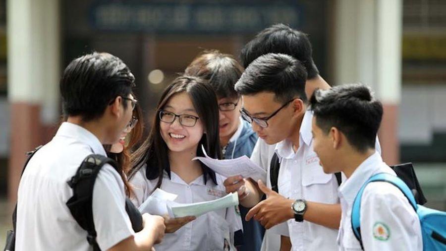 Thi tốt nghiệp THPT diễn ra theo kế hoạch, địa phương có cách ly xã hội thi đợt sau