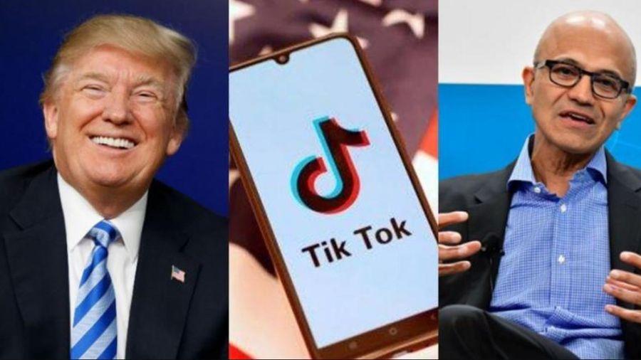 Người thắng - kẻ thua khi ông Trump mở đường cho Microsoft thâu tóm Tiktok Trung Quốc