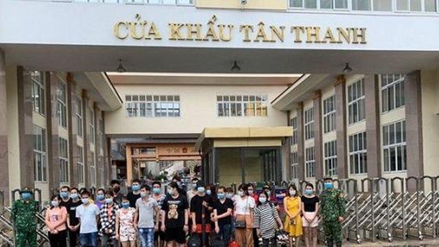 Lạng Sơn: Phát hiện 25 người nhập cảnh trái phép vào Việt Nam