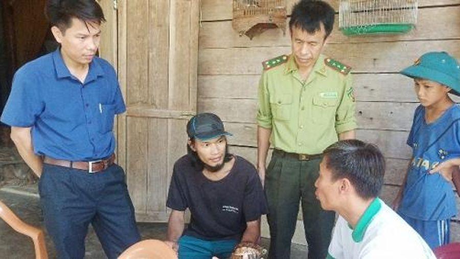 Quảng Bình: Mua lại động vật quý để thả về rừng