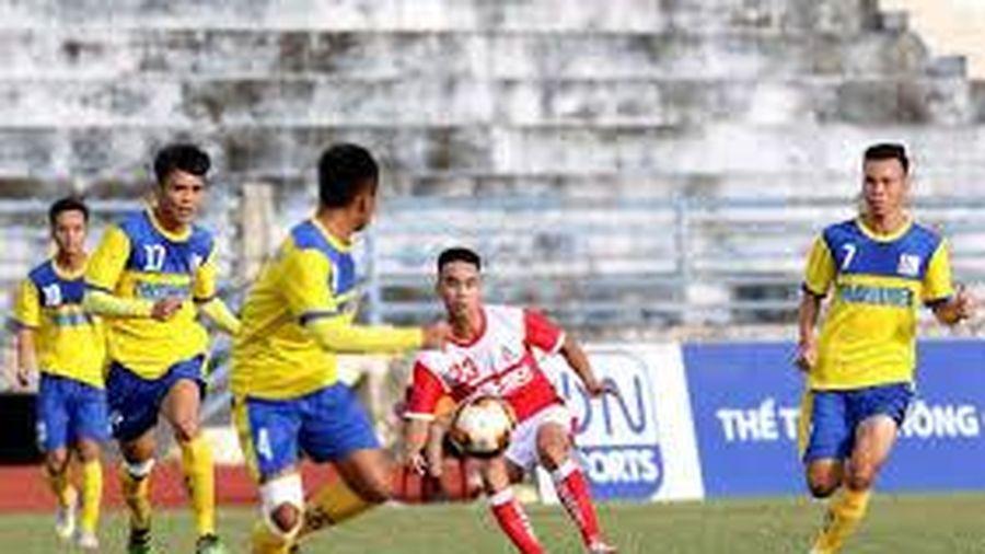 Cấm trại các đội tuyển tại Trung tâm Huấn luyện thể thao quốc gia Đà Nẵng
