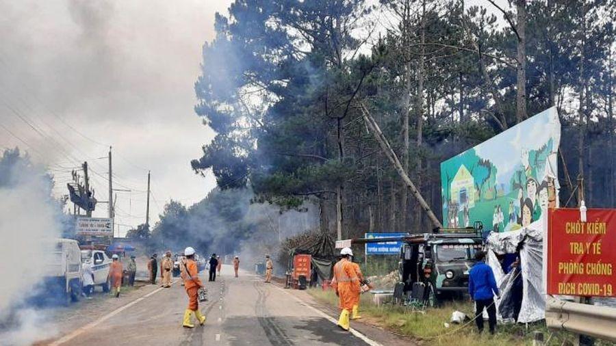 Lâm Đồng tạm dừng tám dịch vụ có nguy cơ lây nhiễm cao