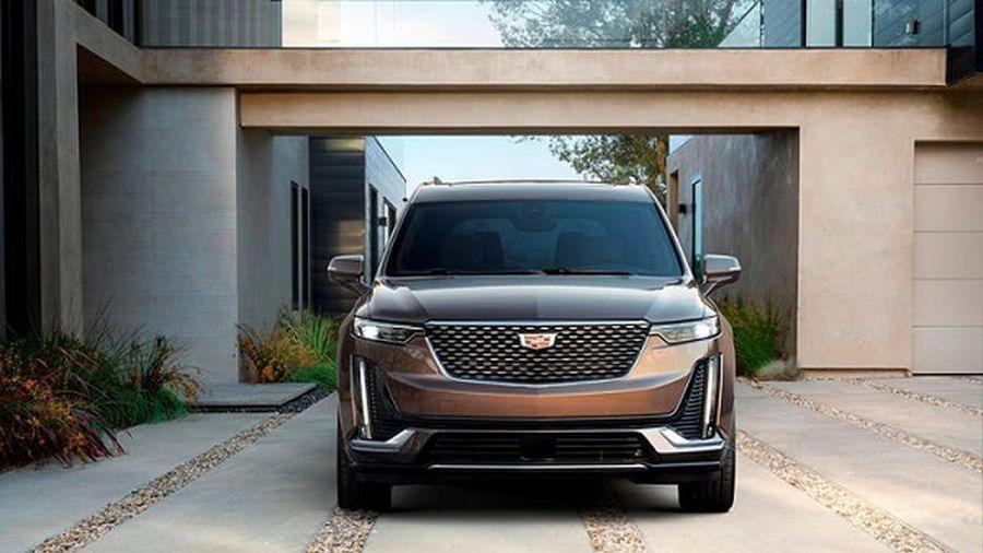 AddArmor Cadillac XT6 - crossover bọc giáp gần 2 tỷ đồng