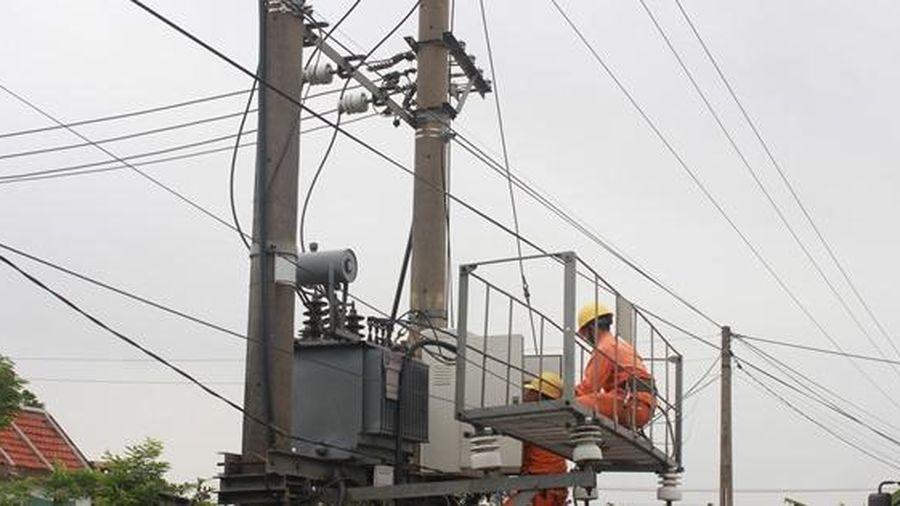 Quảng Bình: Đảm bảo cấp điện ổn định cho kỳ thi tốt nghiệp THPT