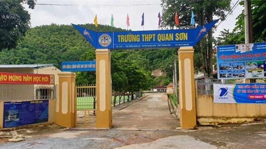 Thanh Hóa: Hỗ trợ tiền ăn cho thí sinh dự thi tốt nghiệp THPT ở 3 huyện vùng cao, biên giới