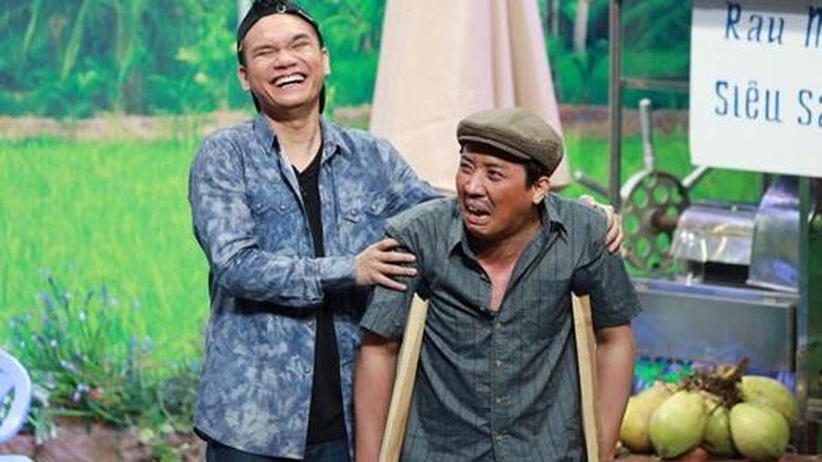 'Ơn giời! Cậu đây rồi' tập 11 mùa 7: Khắc Việt gọi Trấn Thành là 'đuông dừa', Xuân Bắc cảm thán 'lầy lội là có thật'