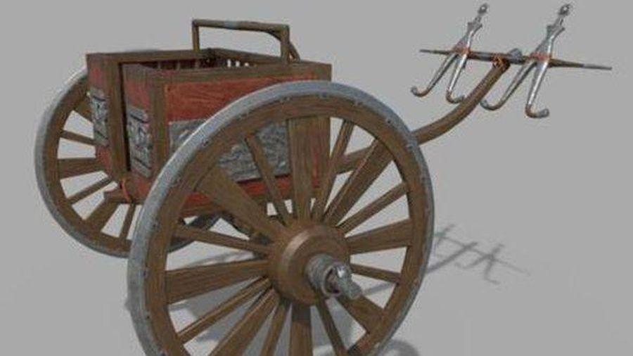 Trung Quốc: Khai quật cỗ xe ngựa gần 3.000 năm tuổi, khảm hàng nghìn mảnh ngọc lam