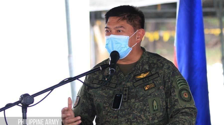 Tướng Gapay: Philippines kiên định giải quyết vấn đề Biển Đông một cách hòa bình và dựa trên luật pháp