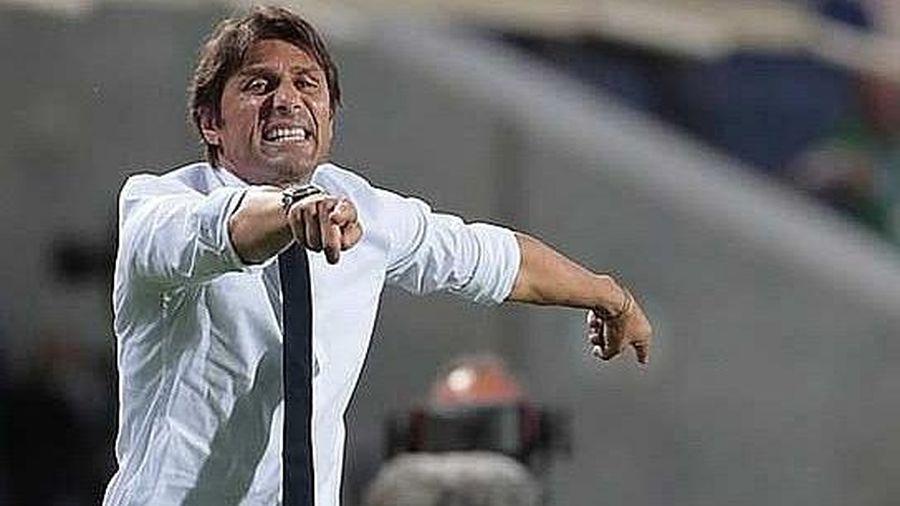 Mâu thuẫn với ban lãnh đạo, HLV Conte có thể rời Inter Milan