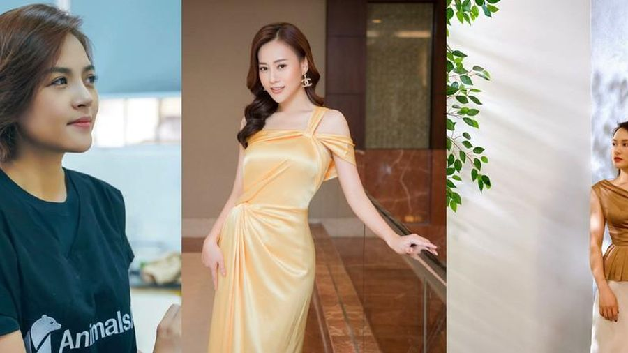Dàn nữ diễn viên truyền hình giờ vàng rưng rưng: Đà Nẵng cố lên!