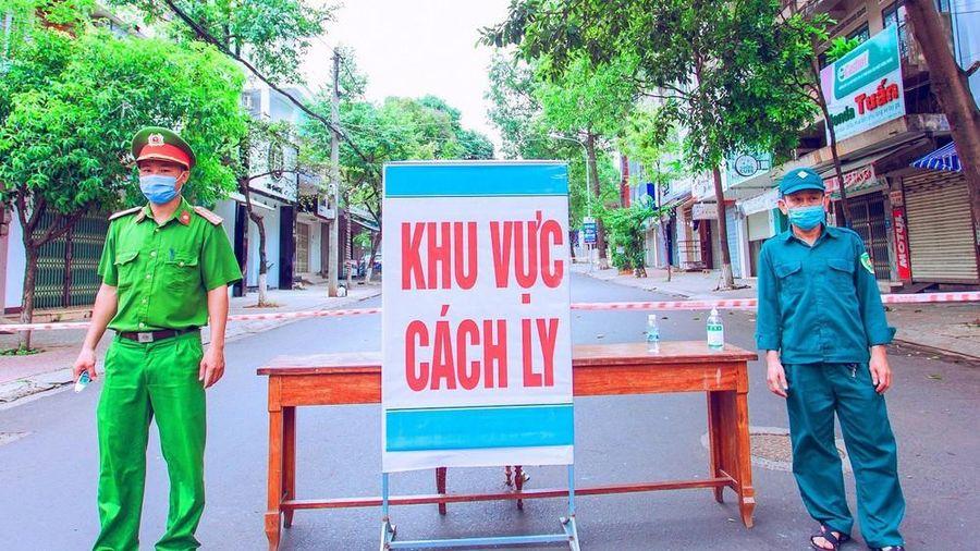 Hàng nghìn người cách ly vì COVID-19, Đắk Lắk mở thêm nơi tiếp nhận