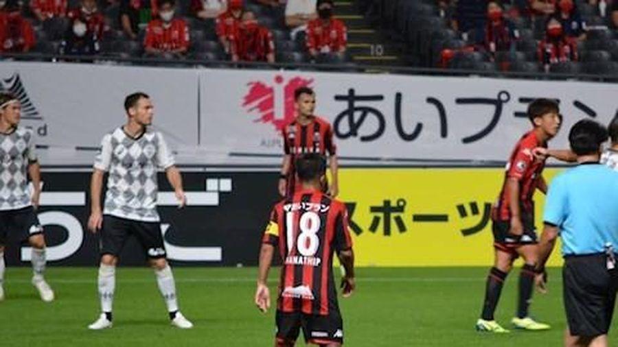 'Messi Thái Lan' lại lập cột mốc đáng nhớ tại Nhật Bản