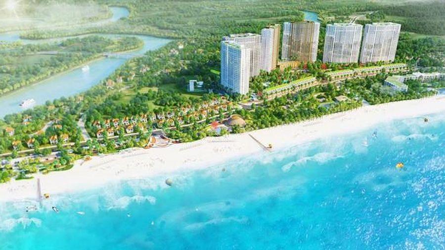 Xây tổ hợp thương mại du lịch và khu nhà ở 3.770 tỷ ở Bà Rịa – Vũng Tàu