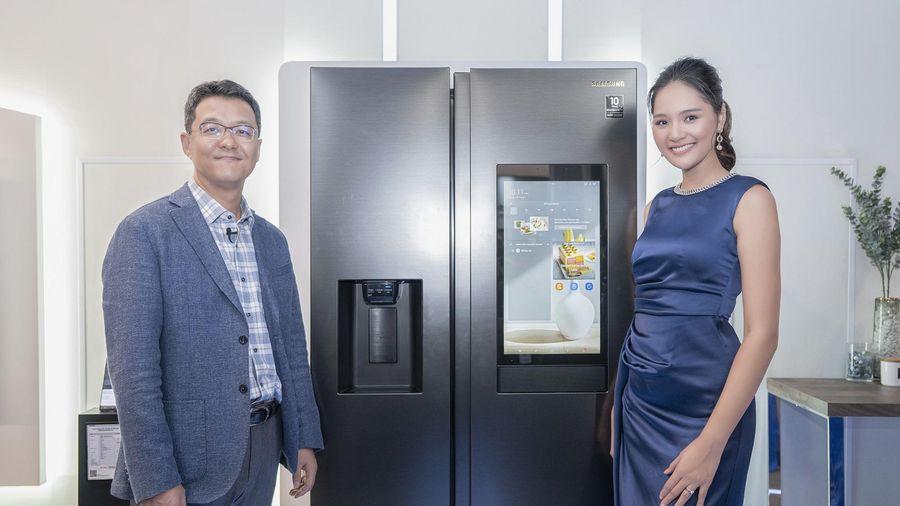 Samsung ra mắt tủ lạnh thông minh Family Hub tại thị trường Việt Nam ưu đãi hơn 20 triệu