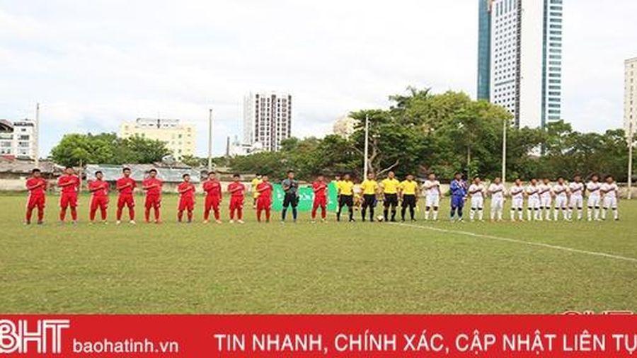 Giải U15 Quốc gia: Hà Tĩnh thua đậm SHB Đà Nẵng ở trận cuối lượt đi