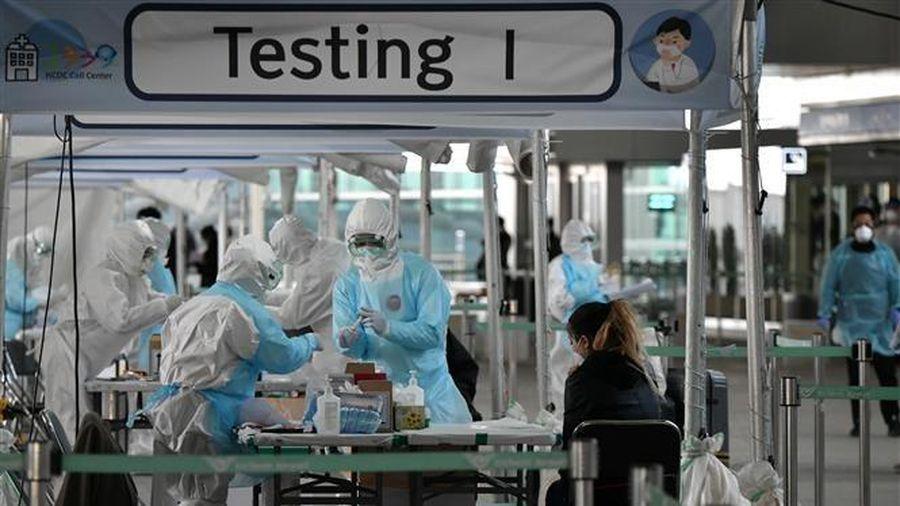 Số ca lây nhiễm cộng đồng ở Hàn Quốc thấp nhất trong 3 tháng
