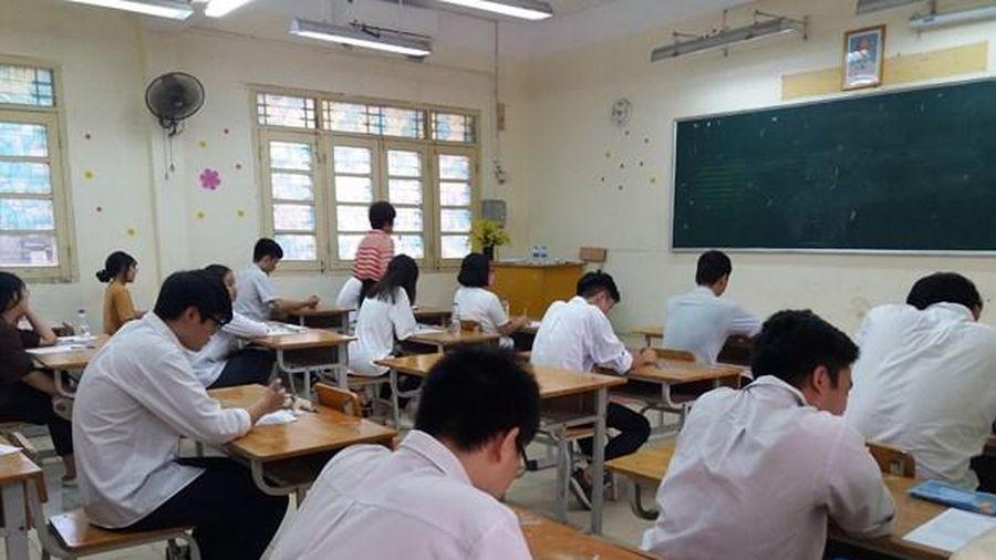Thi Tốt nghiệp THPT: Tỉnh Thái Bình có 7 thí sinh thuộc diện F2