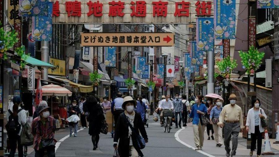 Kinh tế Nhật Bản rơi vào tình trạng suy thoái từ trước dịch COVID-19