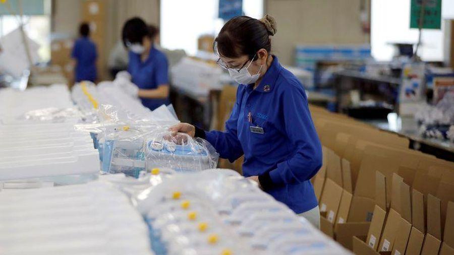 Hoạt động sản xuất tại nhiều nơi trên thế giới có dấu hiệu khởi sắc