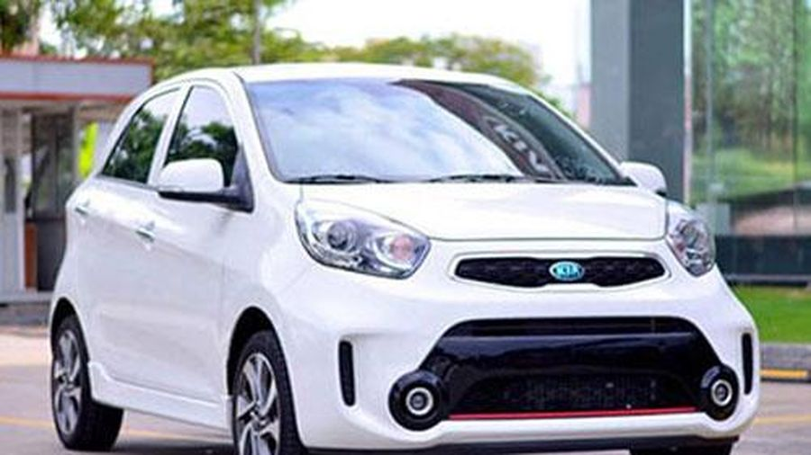 Kia Morning giảm giá xuống mức 'đáy' mới, quyết đấu Hyundai Grand i10, VinFast Fadil, Honda Brio