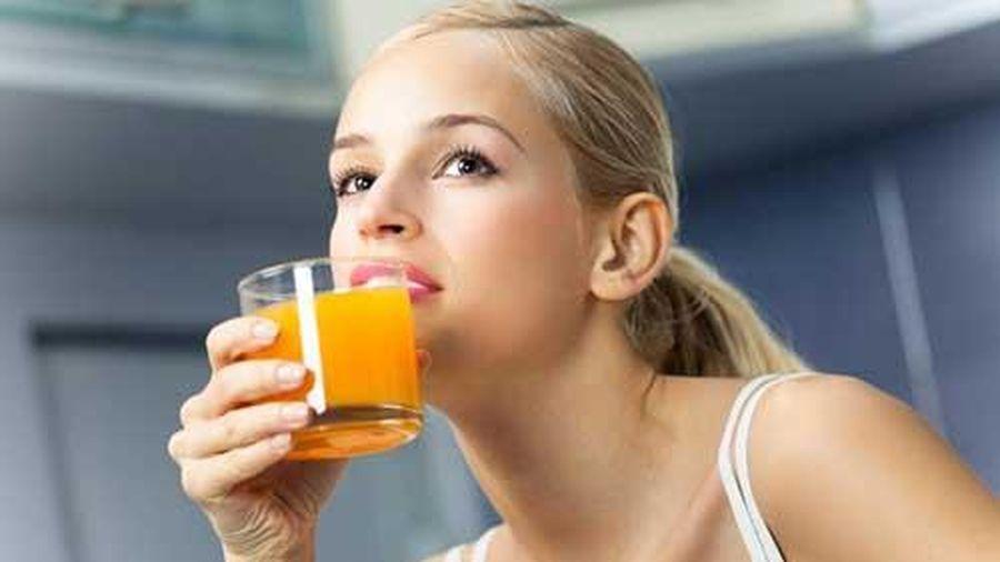 6 thời điểm 'cực độc' nghiêm cấm uống nước cam kẻo 'đầu độc' dạ dày, đưa thêm bệnh vào người