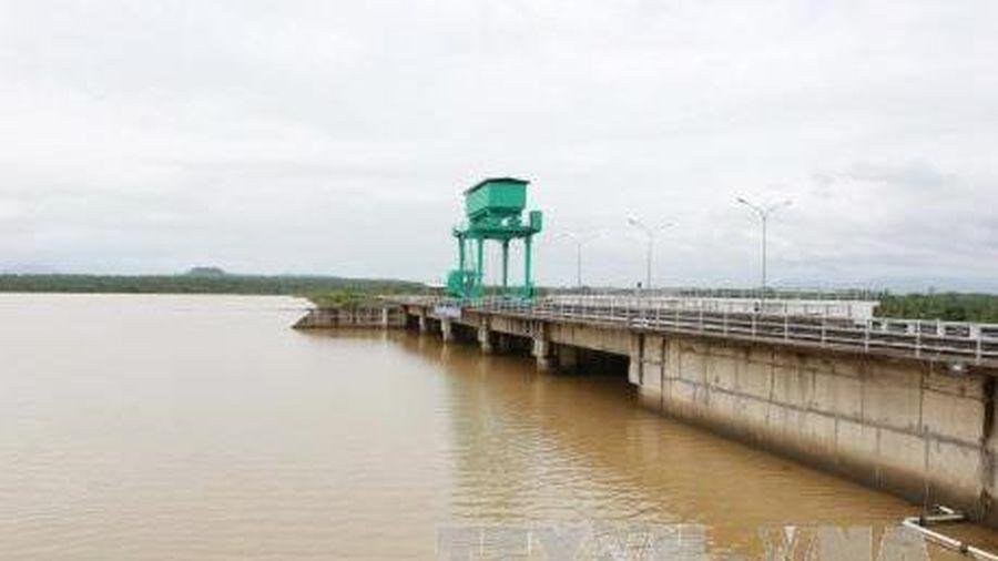 Lên phương án đảm bảo an toàn đối với công trình thủy lợi xung yếu