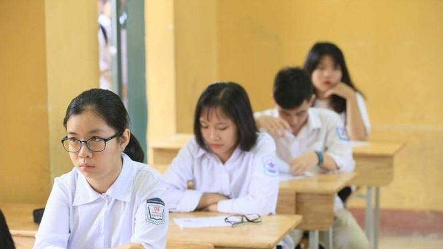 Thái Bình có 7 thí sinh thi tốt nghiệp THPT thuộc diện F2