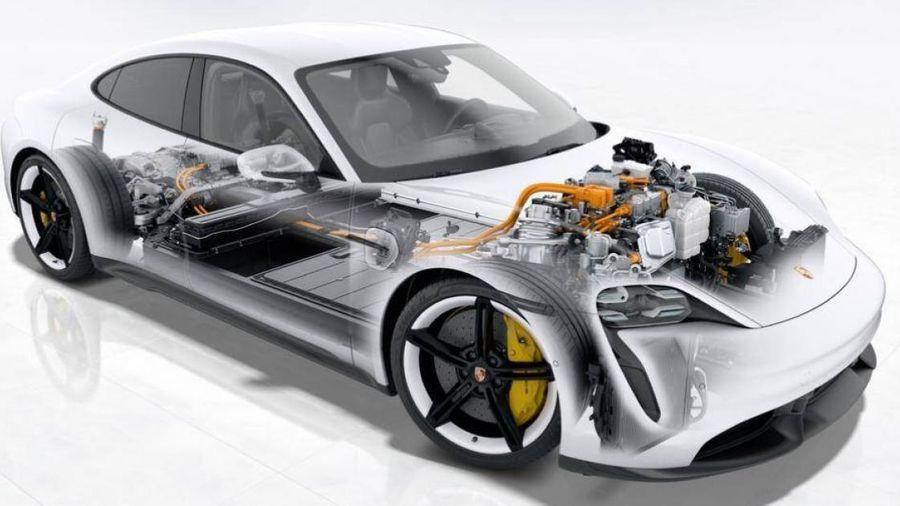 Vì sao Porsche Taycan được công nhận là mẫu xe tân tiến nhất thế giới?