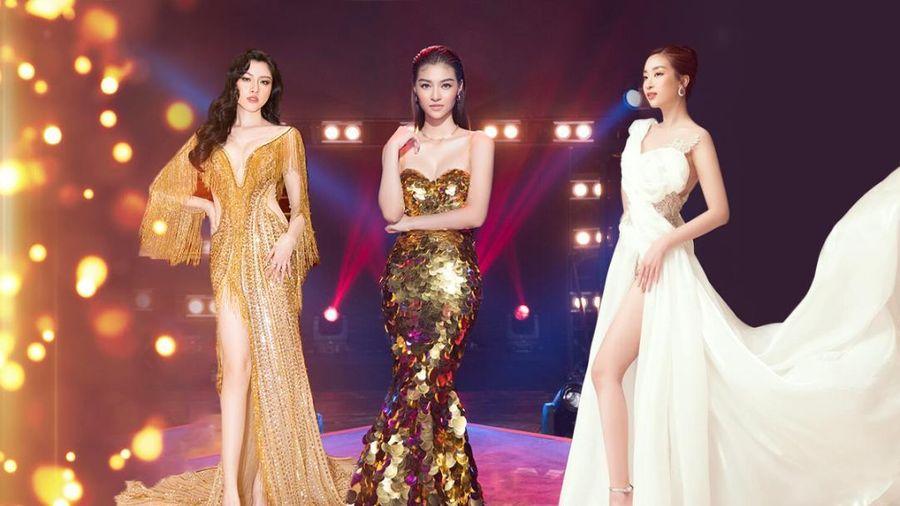 Á hậu Kiều Loan đẹp tựa nữ thần, Đỗ Mỹ Linh khoe chân dài chiếm lĩnh top đầu sao đẹp tuần